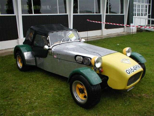 Locust Kit Car